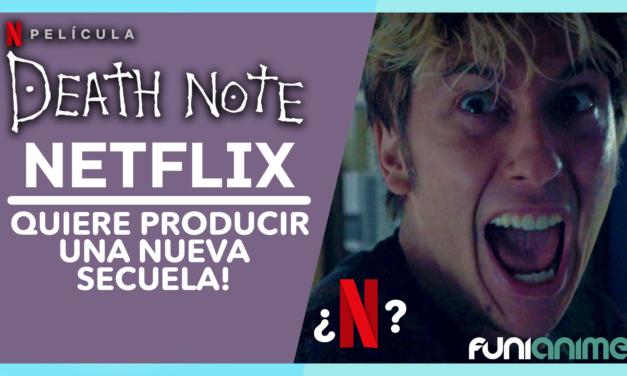 Death Note – La secuela del live-action de Netflix está en camino