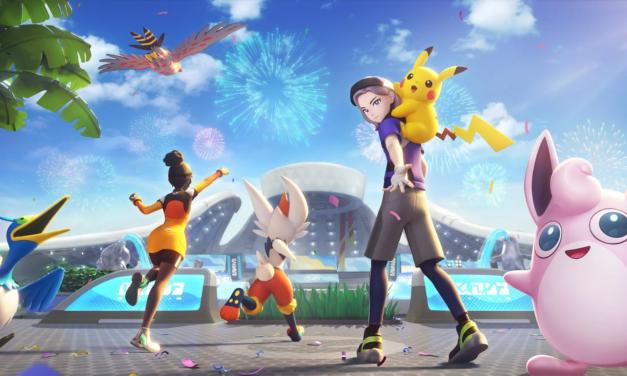 Ya esta disponible Pokémon Unite en dispositivos moviles!