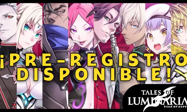 Más detalles de Tales of Luminaria y pre-registro ya disponible!