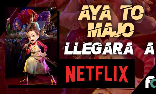Aya to Majo, la película del Studio Ghibli, llegará a Netflix en Noviembre