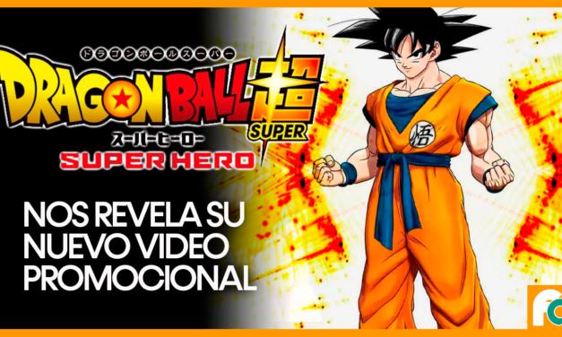 Revelado un nuevo vídeo promocional para Dragon Ball Super: Super Hero
