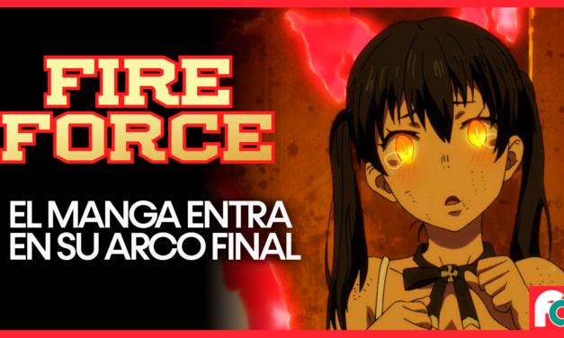 El manga Fire Force entra a su último arco argumental