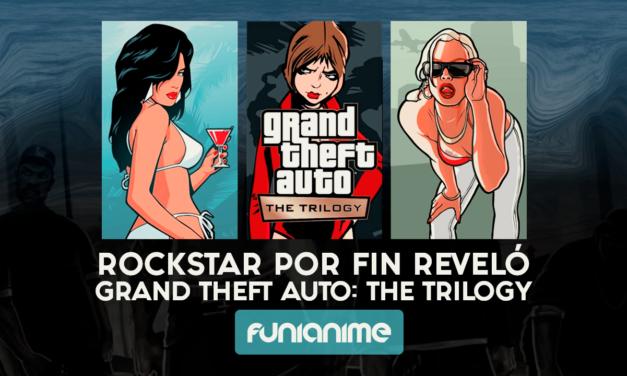 ¡Es una realidad! Rockstar por fin reveló Grand Theft Auto: The Trilogy