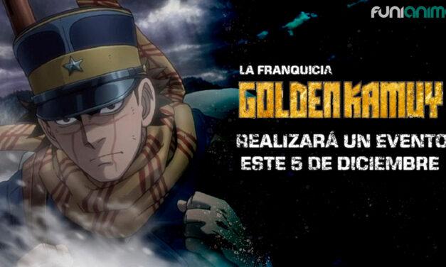 La franquicia animada de Golden Kamuy realizará un evento especial en diciembre