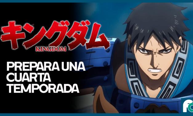 El anime Kingdom tendrá una cuarta temporada