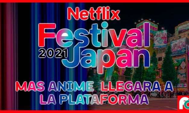 Netflix organizará un evento para presentar sus nuevos animes y series live-action