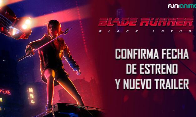Blade Runner: Black Lotus confirmó su fecha de estreno con un nuevo tráiler